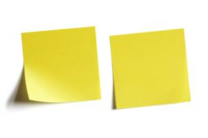 post-its-recycling
